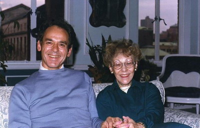 Dr. Helen Schucman and Dr. William (Bill) Thetford