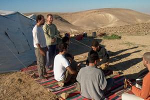 מפגשים במדבר